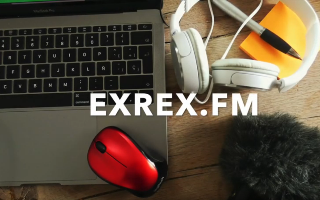 EXREX.FM Podcast Interview about Transformation with Nils Boeffel