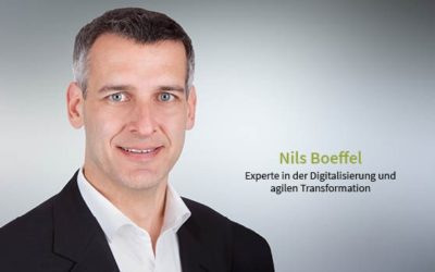 """berater.de Interview: """"Digitalization and Business Transformation"""" The second edition of the expert interview series."""