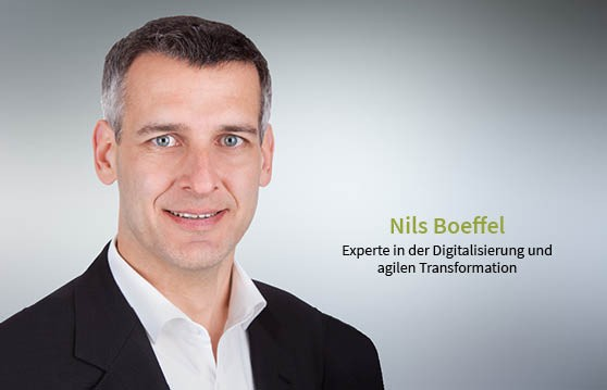 "berater.de Interview: ""Digitalization and Business Transformation"" The second edition of the expert interview series."